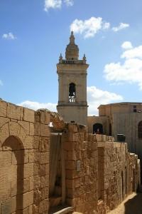Ciudadela de Mdina en pleno octubre. El excelente clima de Malta. Foto de Aitor Pedrueza.