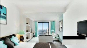 Hotel con encanto y de estilo muy contemporáneo en St Julians.