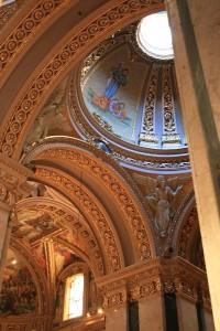 Cúpula de la catedral de Victoria.