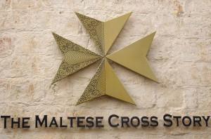 Museo de la Cruz de Malta, santo y seña de la isla. Foto de Luigi Strano.