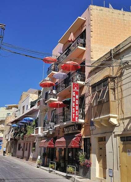 Albergues y hostales en Malta