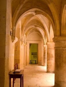 Oficina de turismo de Birgu (Cottonera) en el Palacio del Inquisidor.
