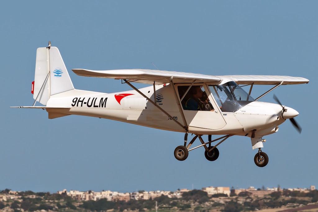 Volar en Malta no es un sueño, es una realidad.