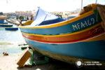 Luzzu, la barca típica de Malta