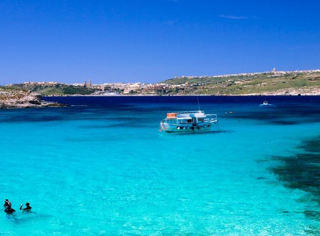 Viaje en Velero por Malta