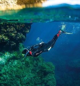 Malta, un lugar ideal para aprender a bucear o descubrir barcos hundidos.