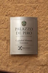 El Palazzo de Piro, museo, centro de eventos, lugar de conciertos, bar...
