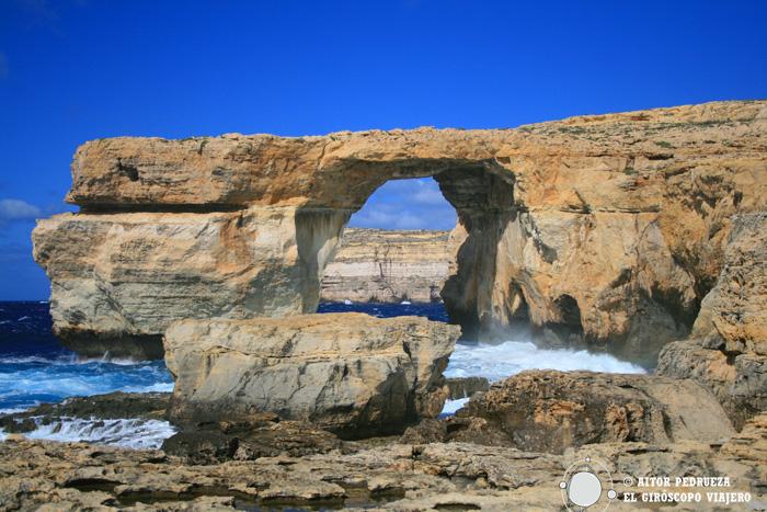 Azure Window, lugar donde se cada Danaerys con el Khal Drogo